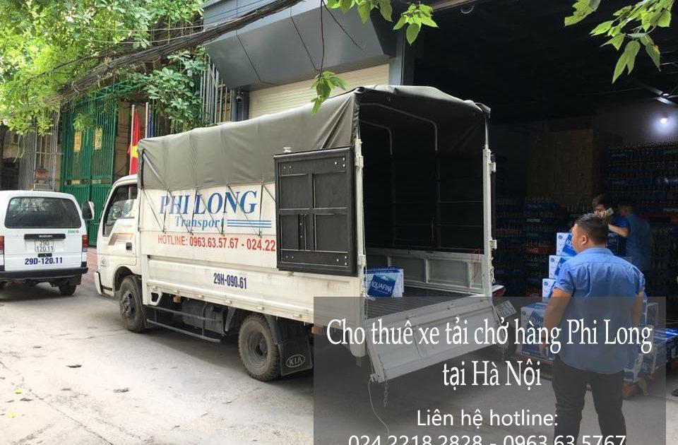 Dịch vụ chở hàng thuê tại đường Gia Lương