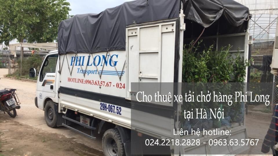 Dịch vụ chở hàng thuê tại phố Thiền Quang