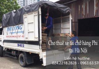 Dịch vụ chở hàng thuê tại phố Ao Sen