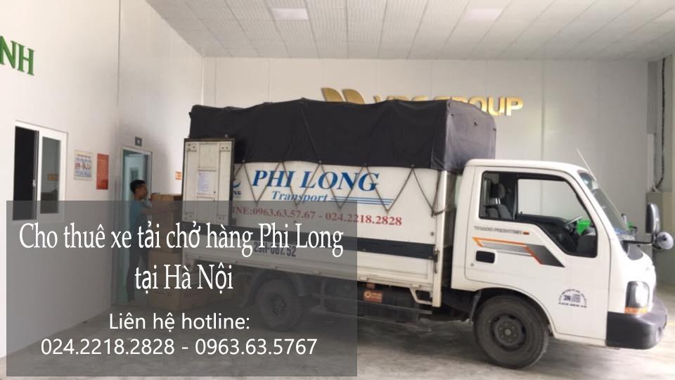 Dịch vụ chở hàng thuê tại phố Hòe Nhai