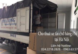 Dịch vụ chở hàng thuê tại phố Phú Lãm