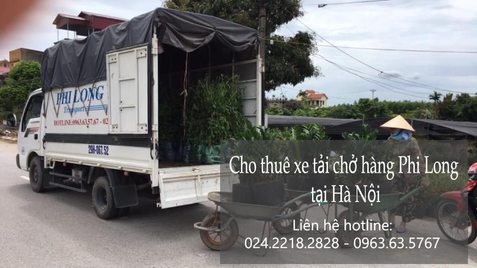 Dịch vụ chở hàng thuê tại phố Lạc Chính