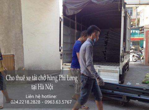 Dịch vụ chở hàng thuê tại phố Mai Động