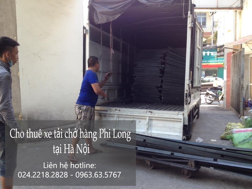 Dịch vụ chở hàng thuê tại phố Hàng Bè
