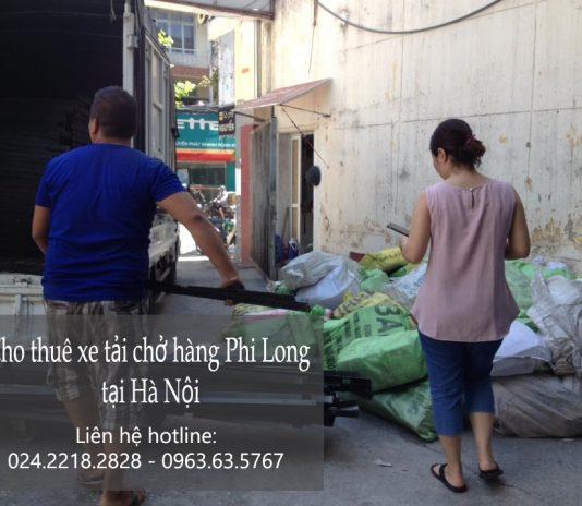 Dịch vụ chở hàng thuê tại phố Ông Ích Khiêm