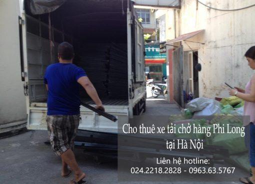 Dịch vụ chở hàng thuê tại phố Cầu Bây