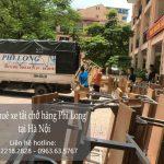 Dịch vụ chở hàng thuê tại phố Yên Bình