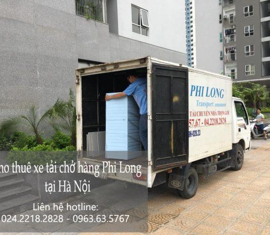 Dịch vụ chở hàng thuê giá rẻ tại phố Đặng Thai Mai