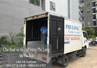 Dịch vụ chở hàng thuê giá rẻ tại phố Bạch Thái Bưởi