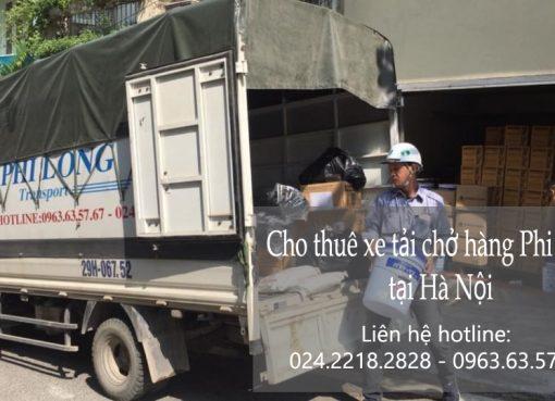 Dịch vụ chở hàng thuê tại phố Hàng Mành