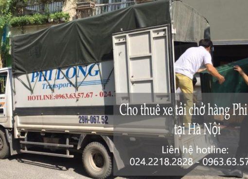 Dịch vụ cho thuê xe tải tại phố Hàn Thuyên