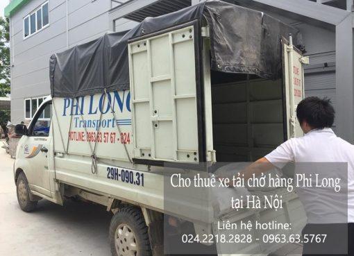 Dịch vụ chở hàng thuê giá rẻ tại phố Mai Hắc Đế