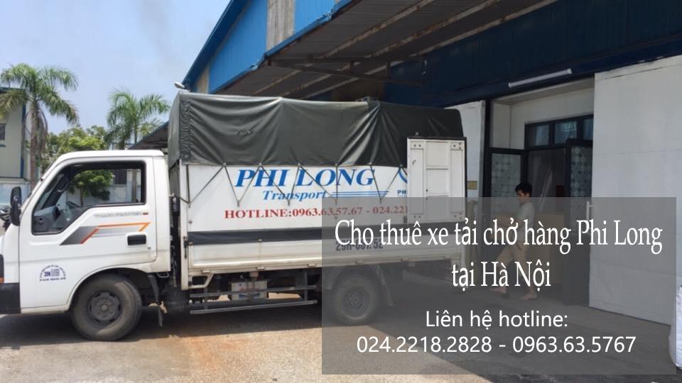 Dịch vụ chở hàng thuê giá rẻ tại phố Lê Đại Hành