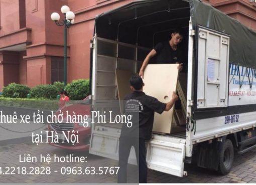 Dịch vụ chở hàng thuê tại phố Hoàng Mai