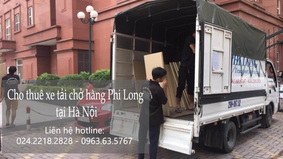 Dịch vụ chở hàng thuê tại phố Hoàng Cầu