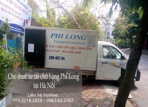 Dịch vụ chở hàng thuê tại phố Kim Ngưu