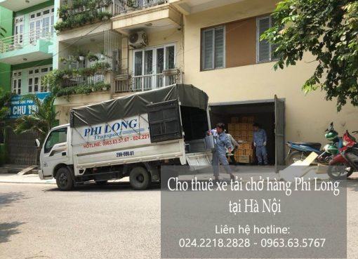 Dịch vụ chở hàng thuê tại phố Hàng Muối