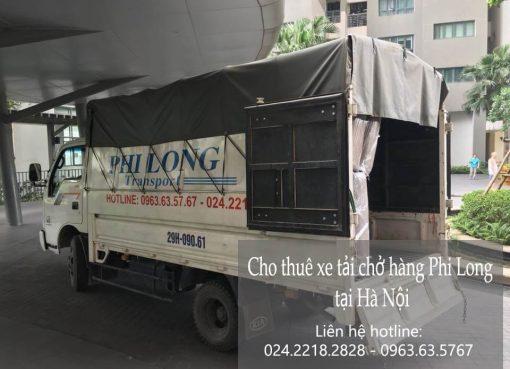 Dịch vụ chở hàng thuê tại phố Văn Quán