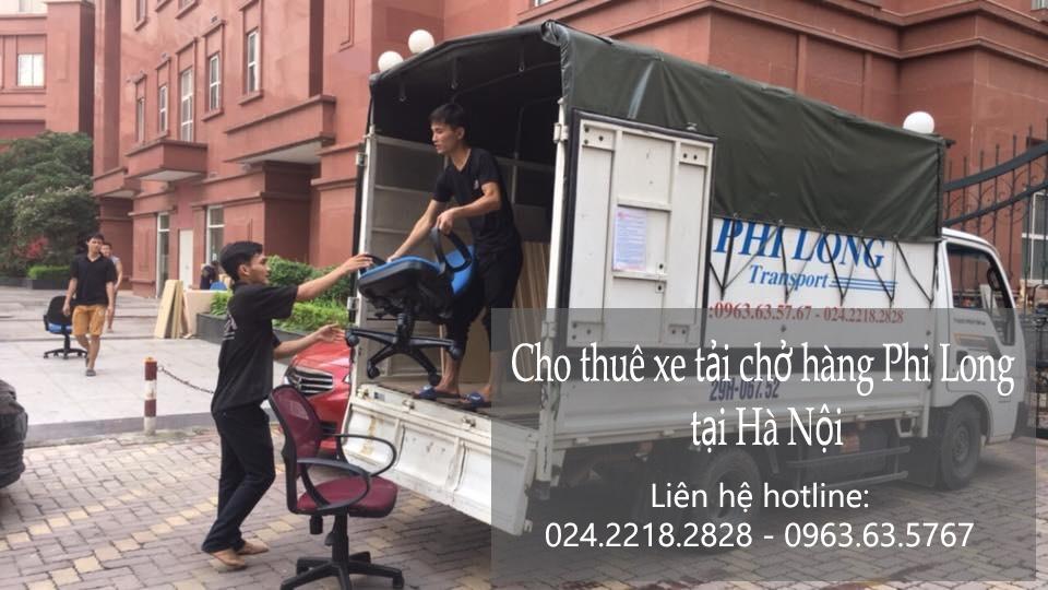 Dịch vụ chở hàng thuê tại phố Hoàng Diệu
