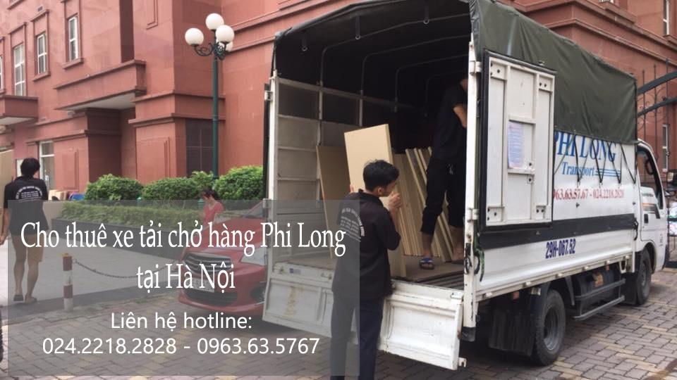 Dịch vụ chở hàng thuê tại phố Bảo Linh