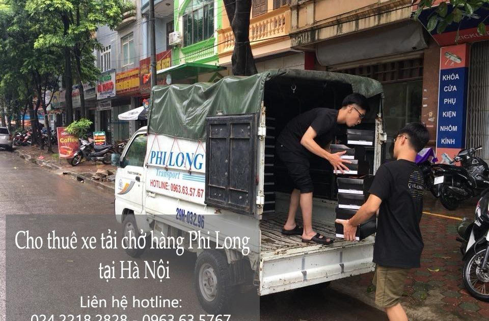 Dịch vụ chở hàng thuê tại đường Quang Tiến