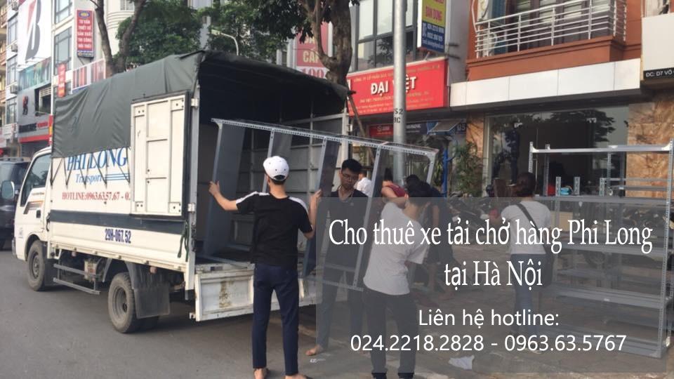 Dịch vụ chở hàng thuê tại phố Thịnh Yên