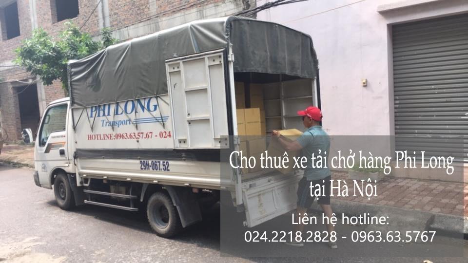 Dịch vụ chở hàng thuê tại phố Thượng Đình 2019