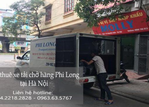 Dịch vụ chở hàng thuê tại phố Bát Sứ