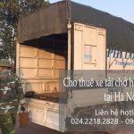 Dịch vụ chở hàng thuê tại phố Chả CáDịch vụ chở hàng thuê tại phố Chả Cá