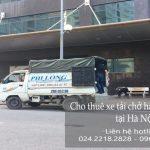 Dịch vụ chở hàng thuê tại phố Cổ Linh