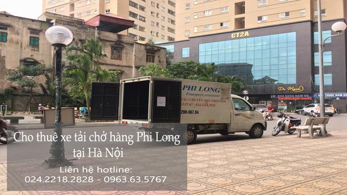 Dịch vụ chở hàng thuê tại phố Đường Thành