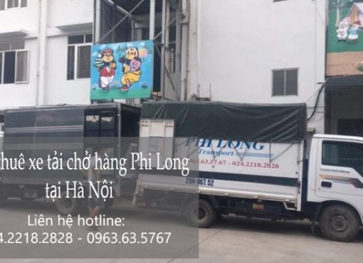 Dịch vụ chở hàng thuê tại phố Hoàng Văn Thái