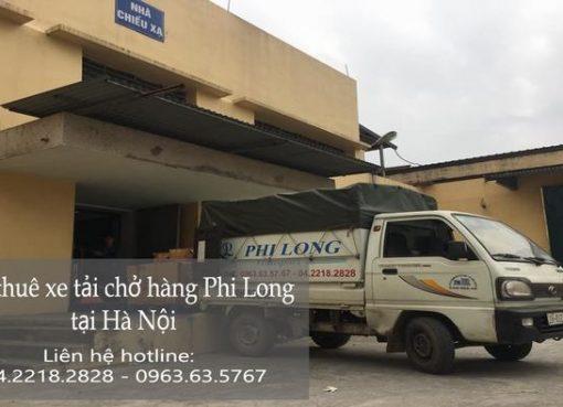 Dịch vụ chở hàng thuê tại phố Dã Tượng