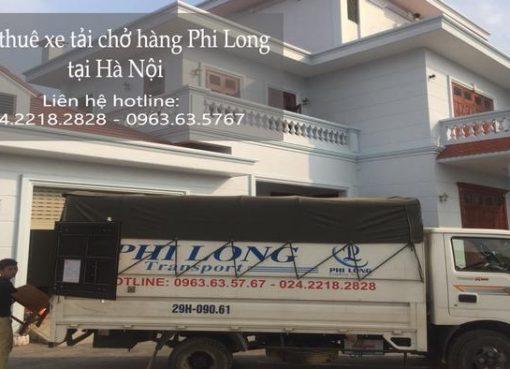 Dịch vụ chở hàng thuê tại phường Hoàng Liệt