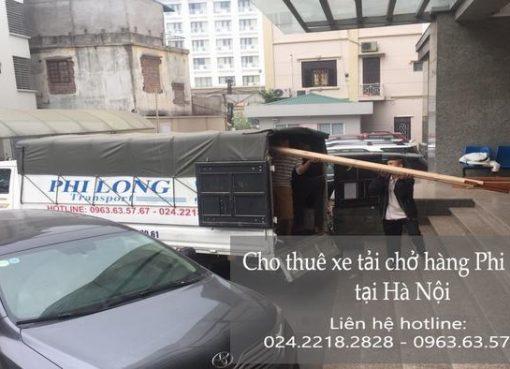 Dịch vụ chở hàng thuê tại phố Đặng Tất
