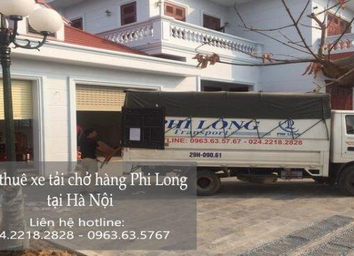 Dịch vụ chở hàng thuê tại phố Cửa Đông