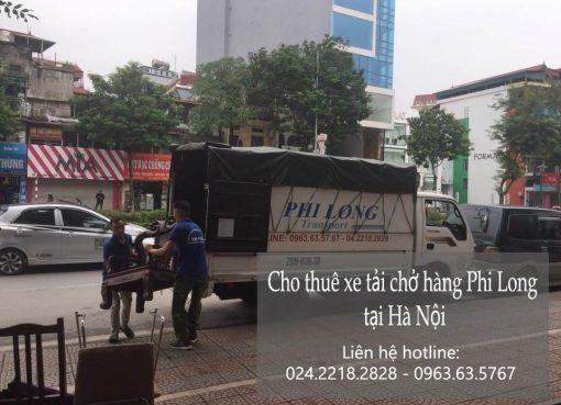 Dịch vụ chở hàng thuê tại phố Đinh Công Tráng