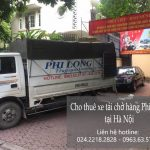 Dịch vụ chở hàng thuê tại phố Cổ Tân