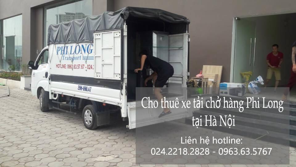 Dịch vụ chở hàng thuê tại phố Chân Cầm