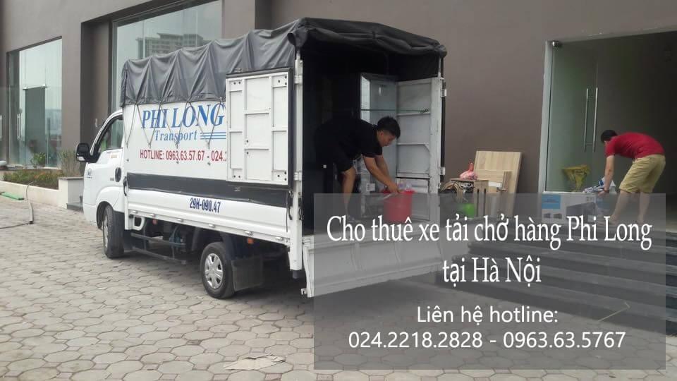 Dịch vụ chở hàng thuê tại phố Đoàn Nhữ Hài