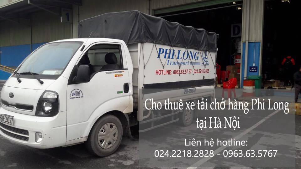Dịch vụ cho thuê xe tải tại phố Đặng Vũ Hỷ