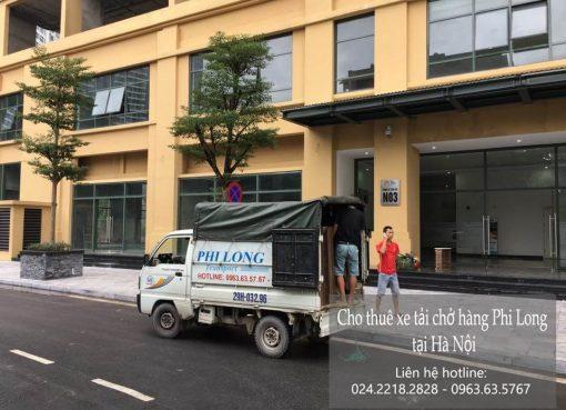Dịch vụ chở hàng thuê tại phố Duy Tân