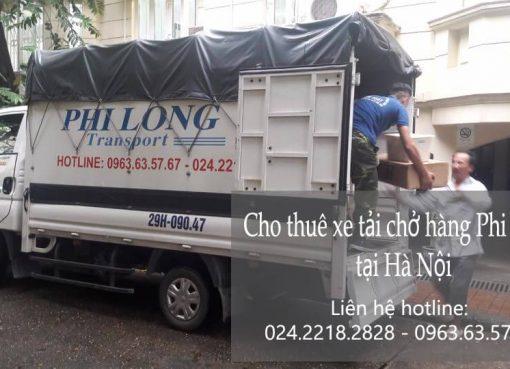 Dịch vụ chở hàng thuê tại phố Hoàng Ngân