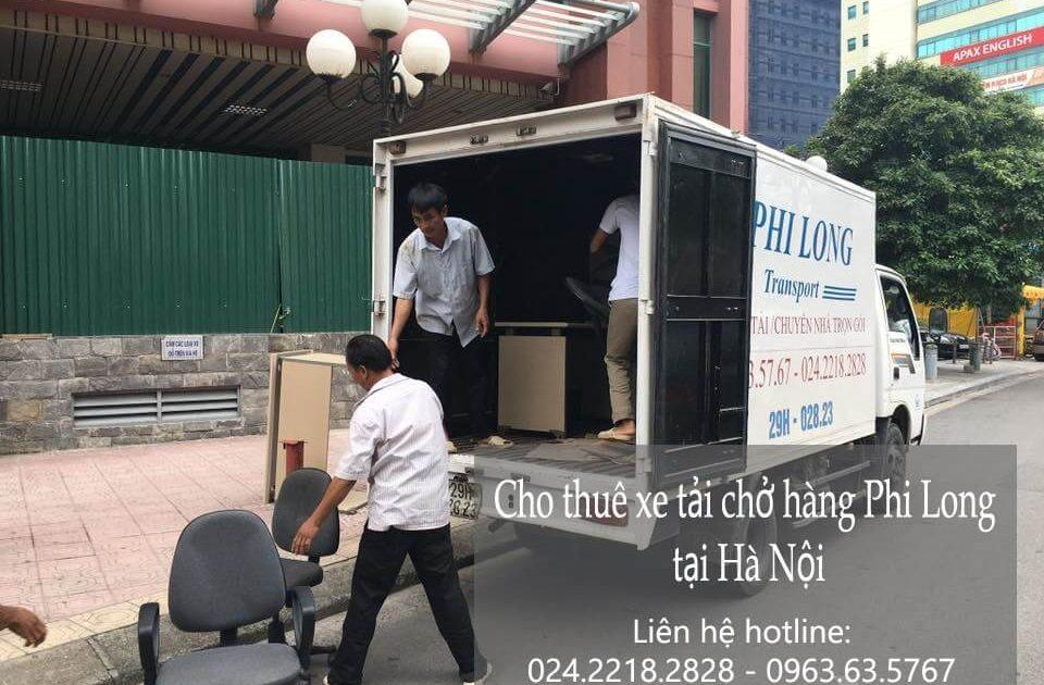 Dịch vụ xe tải chở hàng thuê tại phường Lĩnh Nam