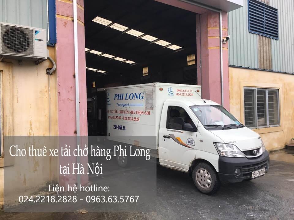 Dịch vụ chở hàng thuê tại phố Dương Khê