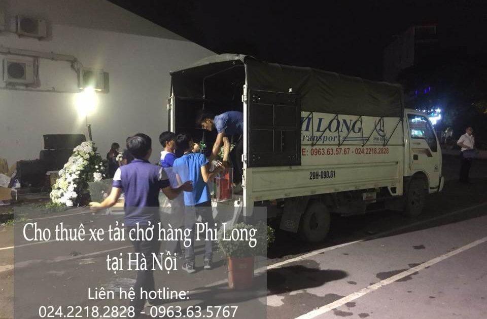 Dịch vụ chở hàng thuê tại phố Bà Triệu