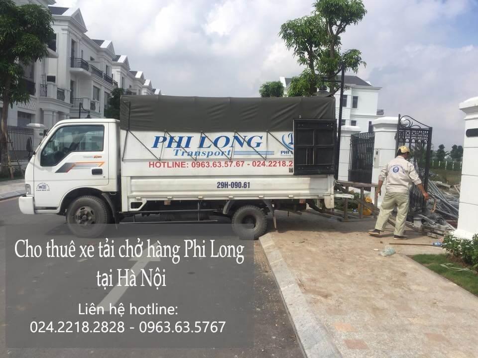 Dịch vụ chở hàng thuê tại phố Hào Nam