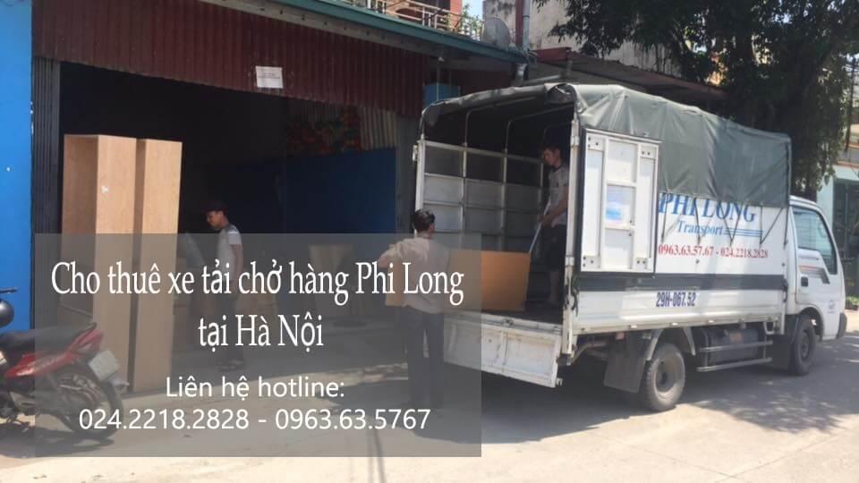 Dịch vụ chở hàng thuê tại phố Nguyễn Cao