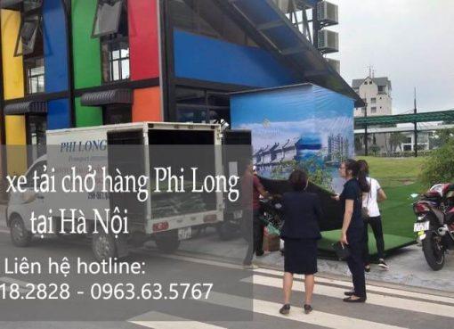 Dịch vụ chở hàng thuê tại đường Nguyễn Huy Thuận