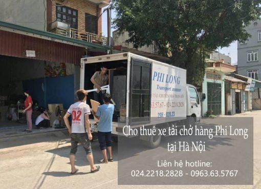 Dịch vụ chở hàng thuê tại phố Cửa Nam